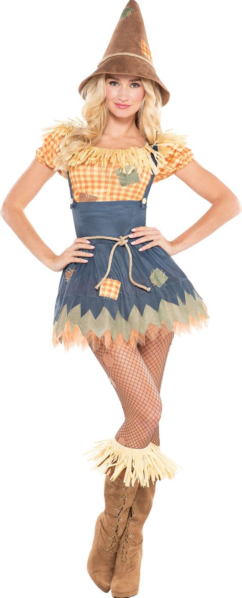 Sultry Scarecrow Costume | All Ladies Costumes | Mega Fancy Dress