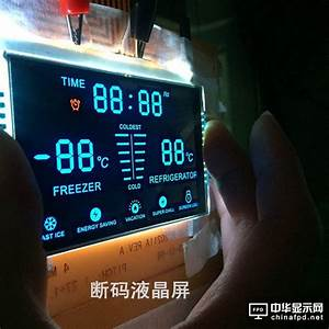 The Difference Between The Lcd Dot Matrix Lcd Screen And