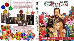 K 9 Adventures A Christmas Tale Dvd Covers And Labels