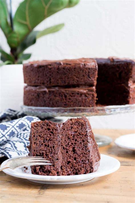 vegan chocolate cake veggie desserts