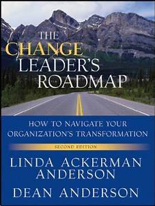 The Change Leader's Roadmap   Being First