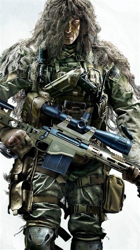 sniper ghost warrior  camouflage wallpaper sniper