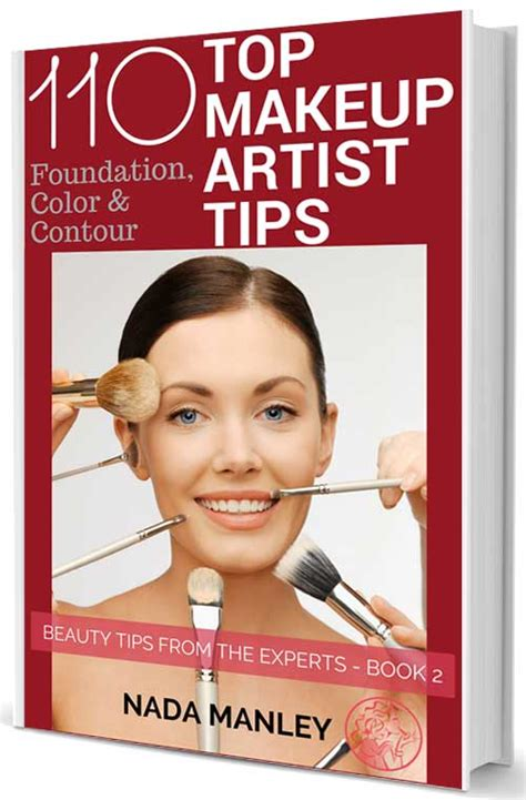 top makeup artist tips