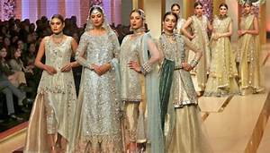 Parade Gaun Pengantin di Pakistan Fashion Design Bridal ...