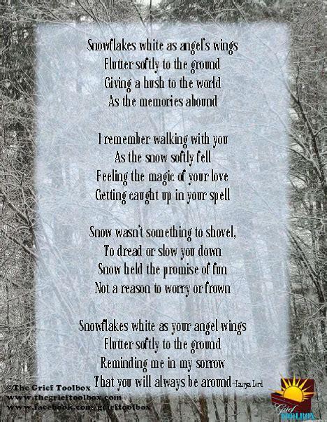 snowflake  grief toolbox