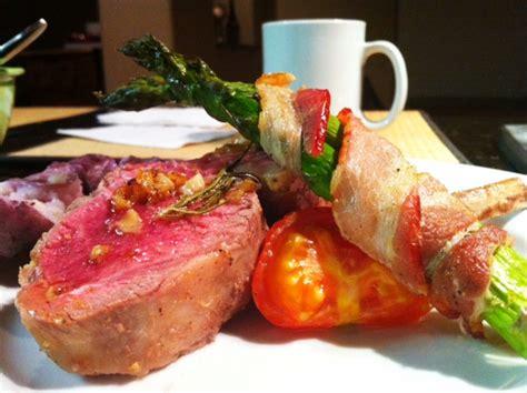 recipe roasted lamb chops  rosemary  blind cook