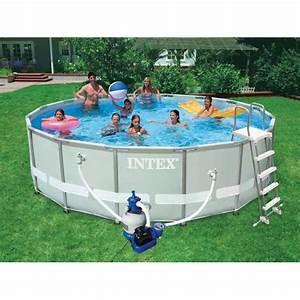 Nettoyage Piscine Hors Sol : accessoire piscine hors sol intex fabulous pompe piscine ~ Edinachiropracticcenter.com Idées de Décoration