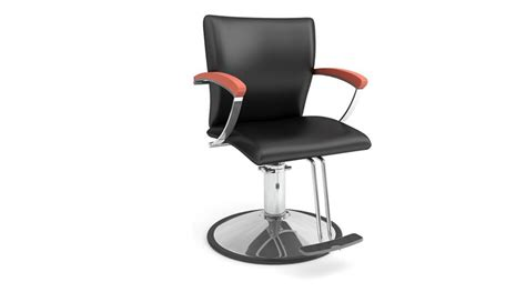 fauteuil coiffeur 3d library objets mobiliers jouets