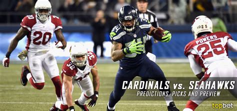 arizona cardinals  seattle seahawks predictions preview