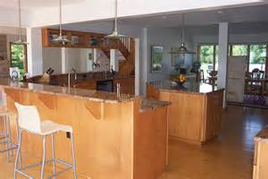 bar island for kitchen kitchens chance and associates