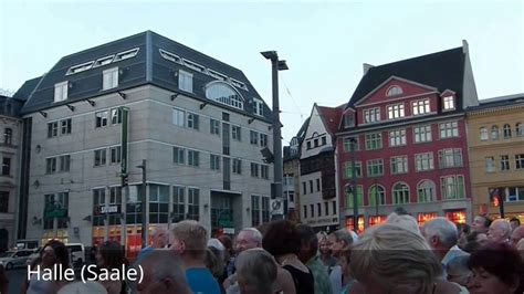 Places To See In ( Halle (saale)  Germany ) Youtube