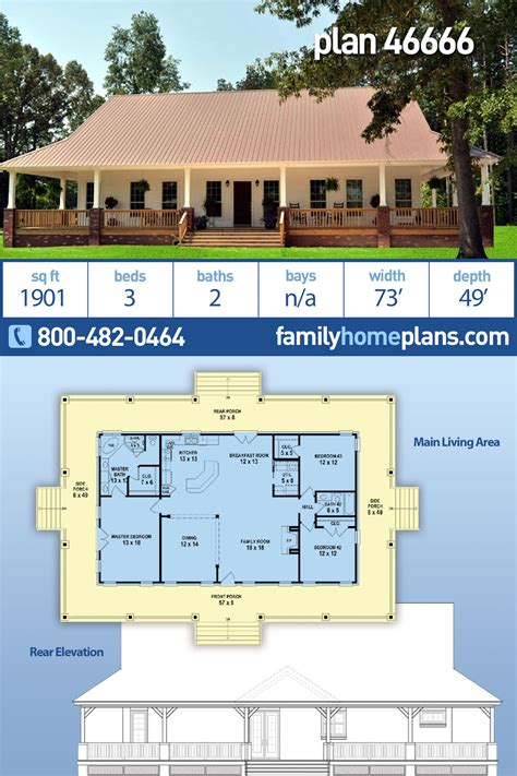 house plan  southern style   sq ft  bed  bath