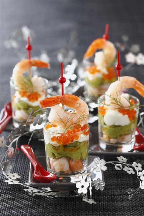 essen fingerfood avocado shrimp cocktail essen und trinken in 2019