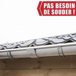Gouttière Zinc Sans Soudure : une jonction en zinc 39 joint 39 raccorde deux goutti res ~ Melissatoandfro.com Idées de Décoration