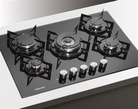 piani cottura glem gv64bk piano cottura cristallo 60 cm cottura prodotti