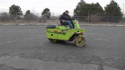 beuthling  asphalt roller youtube