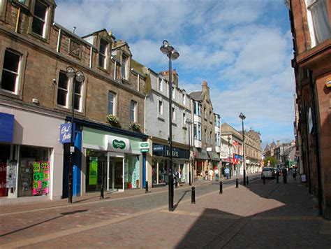 Galashiels Feature Page on Undiscovered Scotland