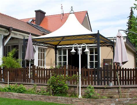 pavillon mit festem dach 4x4 garten pavillon winterfest und wasserdicht