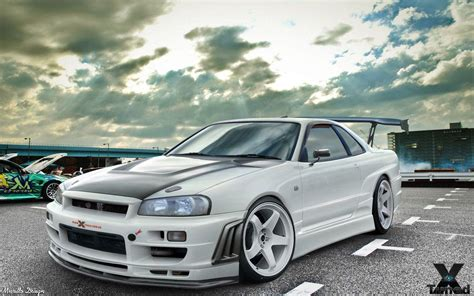 nissan skyline gtr  wallpapers wallpaper cave