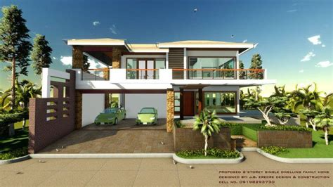 House Designs In The Philippines In Iloilo By Erecre Group