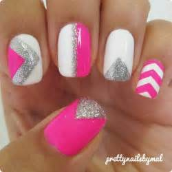 Nail designs pink and white best cars reviews