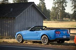 2010 Ford Mustang Convertible Makes Good On Safety…This Time