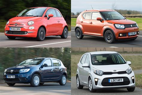 The Best New Cars For Under £100 Per Month