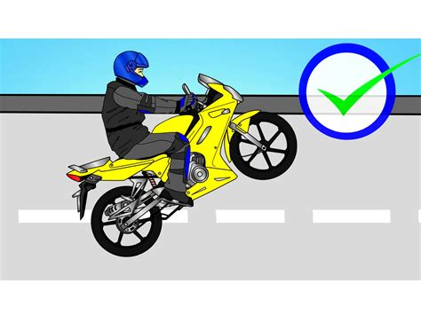 How To Perform Clutch Wheelies On A Motorcycle