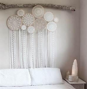 Attrape Reve Chambre Bebe : la d co t te de lit en plusieurs id es de bricolage g niales que vous pouvez r aliser par vous ~ Teatrodelosmanantiales.com Idées de Décoration