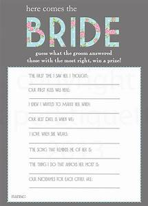 printable bridal shower games popsugar love sex With printable wedding shower games