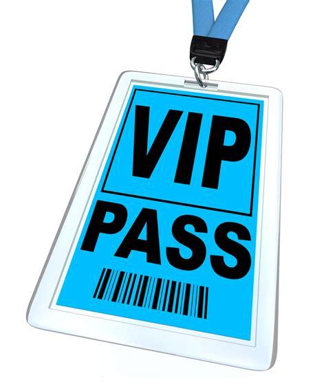 vip pass vip expo pass