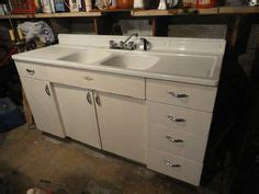 youngstown kitchen sink metal kitchen cabinet and porcelain sink for 1231