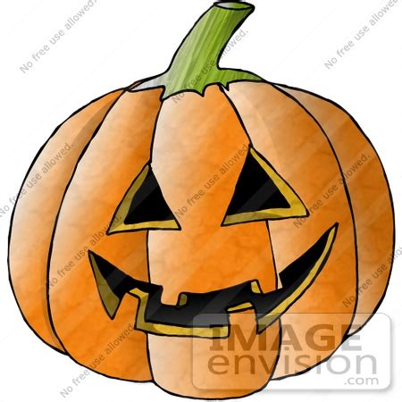 Pumpkin Faces To Carve by Carved Halloween Pumpkin Clipart 12498 By Djart
