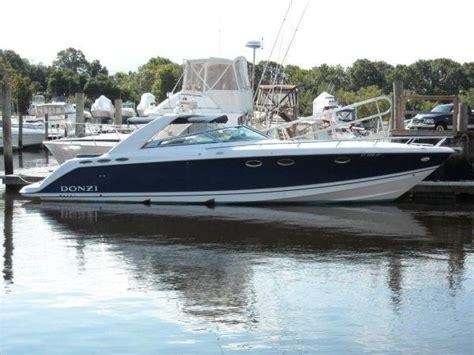Donzi Cruiser Boats For Sale donzi cruiser power boats for sale boats