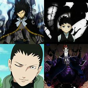 Battle of shadows!!! Who's the best?? | Anime Amino