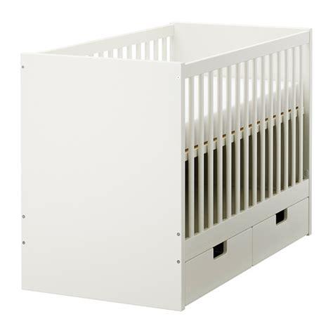 gonatt crib light gray ikea cribs and bed base