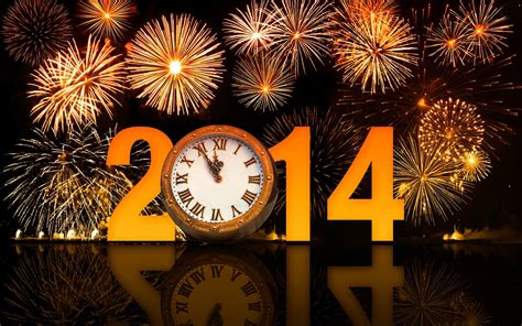 New Year 2014 HD Wallpapers | I Have A PC