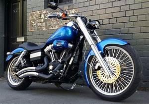 Dyna fat bob custom | Harley Davidson Dyna Street Bob ...