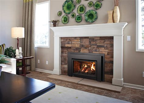 gas fireplace insert gas fireplaces and inserts