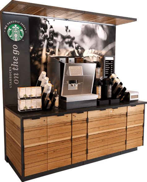 Starbucks Branded Solutions   Premium Self Serve