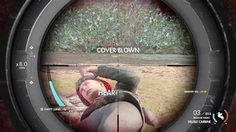 Sniper Elite 4 Mission 1 Youtube