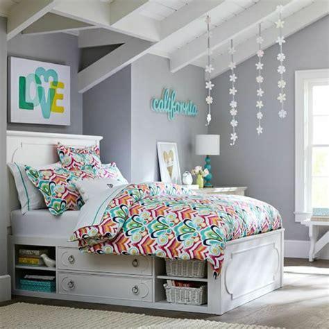 mur chambre ado 44 idées pour la chambre de fille ado comment l