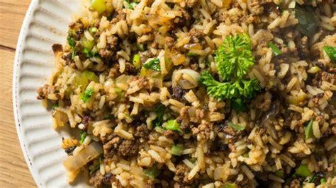 receta de arroz sucio