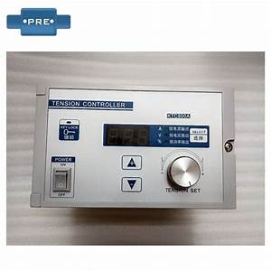 China Manual Tension Controller Manufacturers  Suppliers