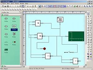 Circuit Electrical Diagram Component  C   And  Net Source
