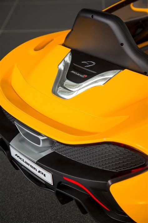 Mclaren P1 Top Speed Mph by Mclaren Launches All Electric P1 For Younger Drivers