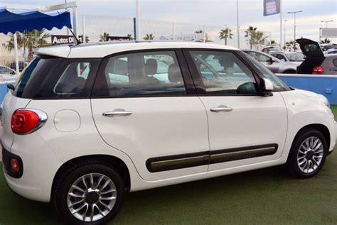 Fiat 500l Used For Sale by Used Fiat 500l For Sale San Miguel Costa Blanca