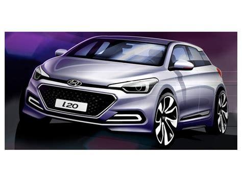Salão De Paris Hyundai Prepara O Novo I20