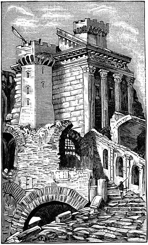 temple  sol invictus clipart