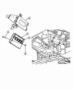 2007 Jeep Grand Cherokee Module  Powertrain Control  Generic  Remanufactured